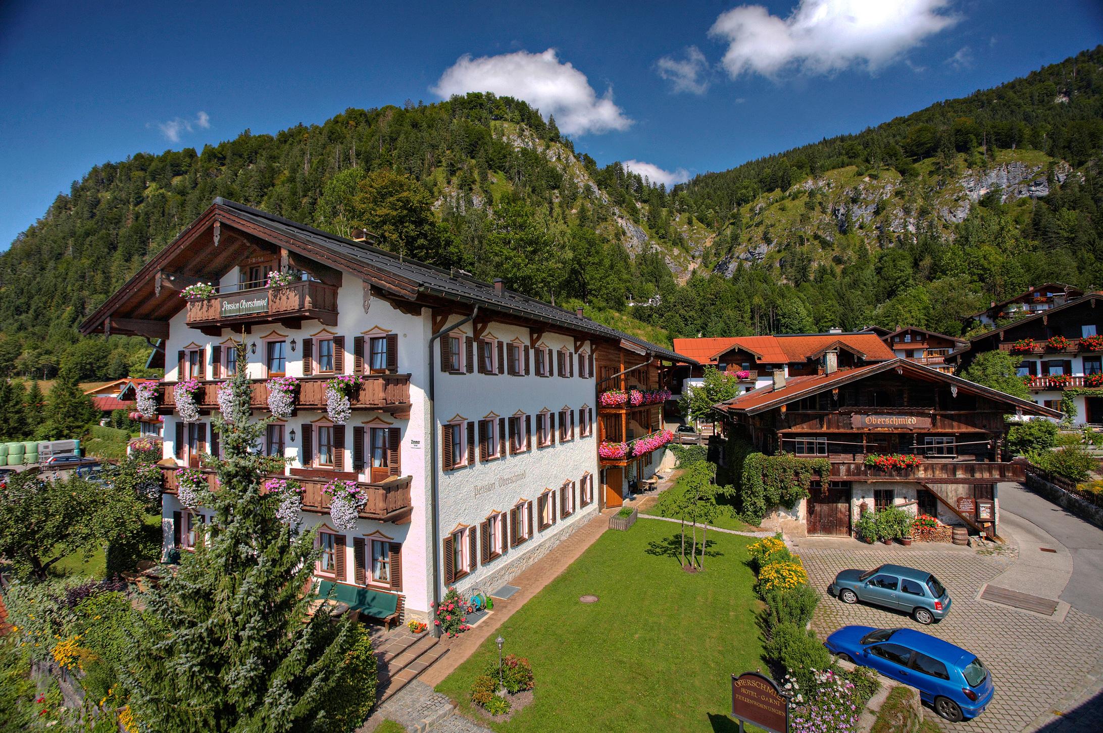 Hotel Oberschmied Sommer